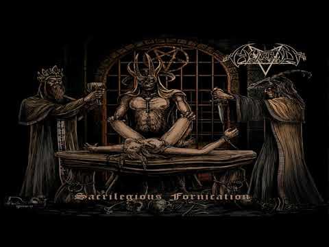Horrid - Sacrilegious Fornication (Full-length : 2014) Dunkelheit Produktionen
