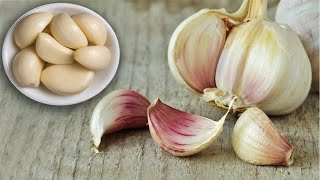 Eat a Garlic Cloves on Empty Stomach, This Is What Happens With Your Body ।Health Benefits Of Garlic
