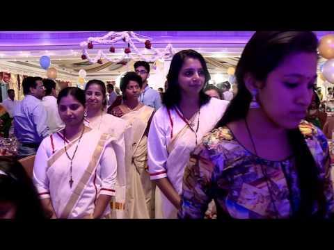25 th wedding anniversary  Mr .Vijayan & Mrs Geetha Vijayan