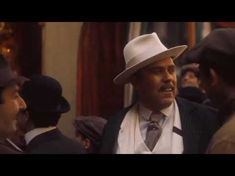 The Godfather II - Death of Don Fanucci