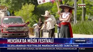 Meksika'da müzik festivali
