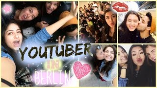EIN HAUFEN YOUTUBER in Berlin! - Follow my Weekend! | Shanti Tan