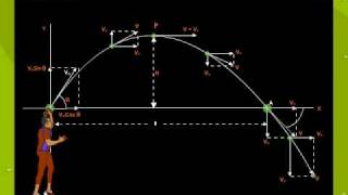 Projectile Motion | Equations | Definition | Example