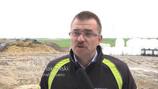 Paszowóz Sano z przekładnią redukcyjną -  większy wóz, mniejsza moc ciągnika
