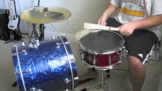 Daylight Matt Kim Drum Cover