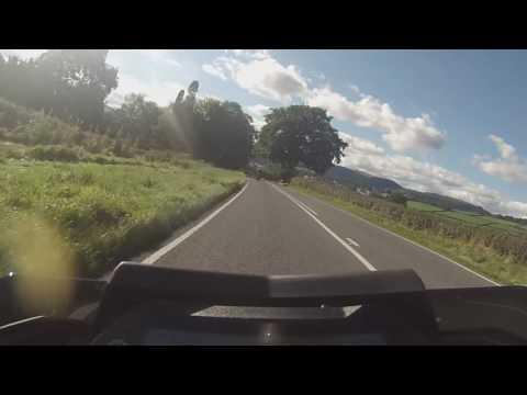 YAMAHA MT-10 Welsh Mountains pt. 2