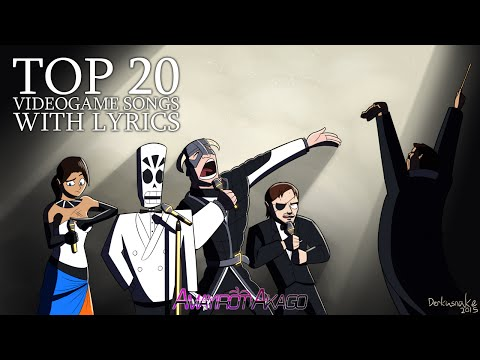 Top 20 Video Game Songs With Lyrics
