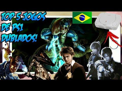 fae948241b TOP 5 JOGOS DUBLADOS DO PS1 PRA ANDROID PC PARTE 1 - YouTube