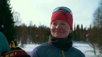 Ahmatuvan hiihtolenkki 17 km - Syötteen kansallispuisto