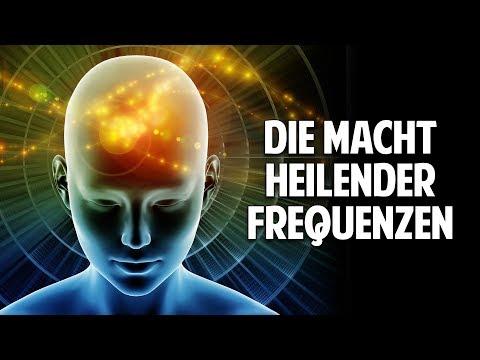 Die Macht heilender Frequenzen - Universelle Heilung von Körper, Geist und Seele