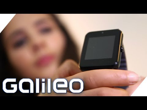 Preischeck: Günstige Smartwatches im Test | Galileo | ProSieben