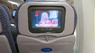 United Airlines | 777-224ER | EWR-BRU | Economy Class Trip Report |