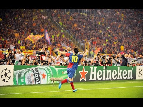 Lionel Messi He Is Something Else