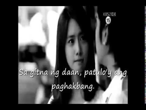Love Rain Tagalog Version with lyrics