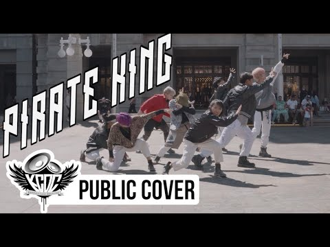 [KPOP IN PUBLIC] ATEEZ (에이티즈) | Pirate King (해적왕) | DANCE COVER [KCDC]