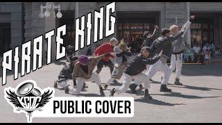 [KPOP IN PUBLIC] ATEEZ (에이티즈)   Pirate King (해적왕)   DANCE COVER [KCDC]