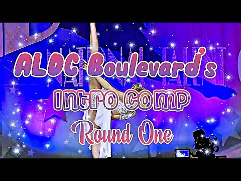ALDC Boulevard's Intro Comp//Round 1
