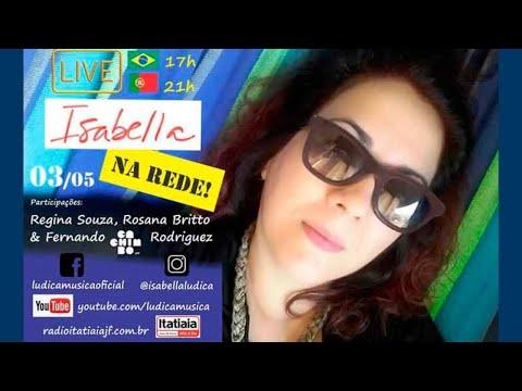 Isabella Lúdica ao Vivo