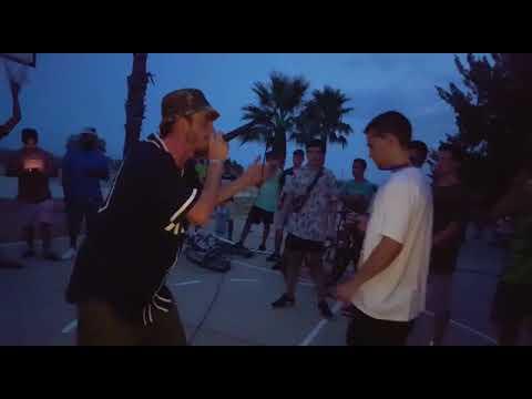 JAY SARF VS LOKAR  Batallas Montbrió Skatepark