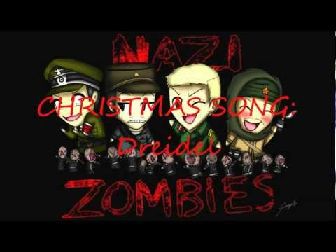 nazi zombie christmas song DERIDEl