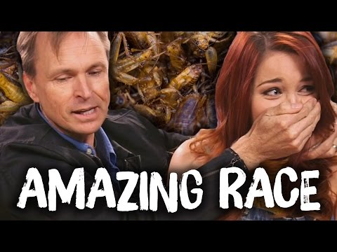 5 Disgusting Foods From The Amazing Race (Cheat Day)