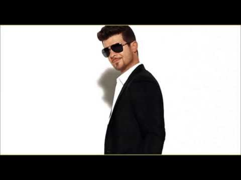 Robin Thicke  4 The Rest of My Life (WITH LYRICS)