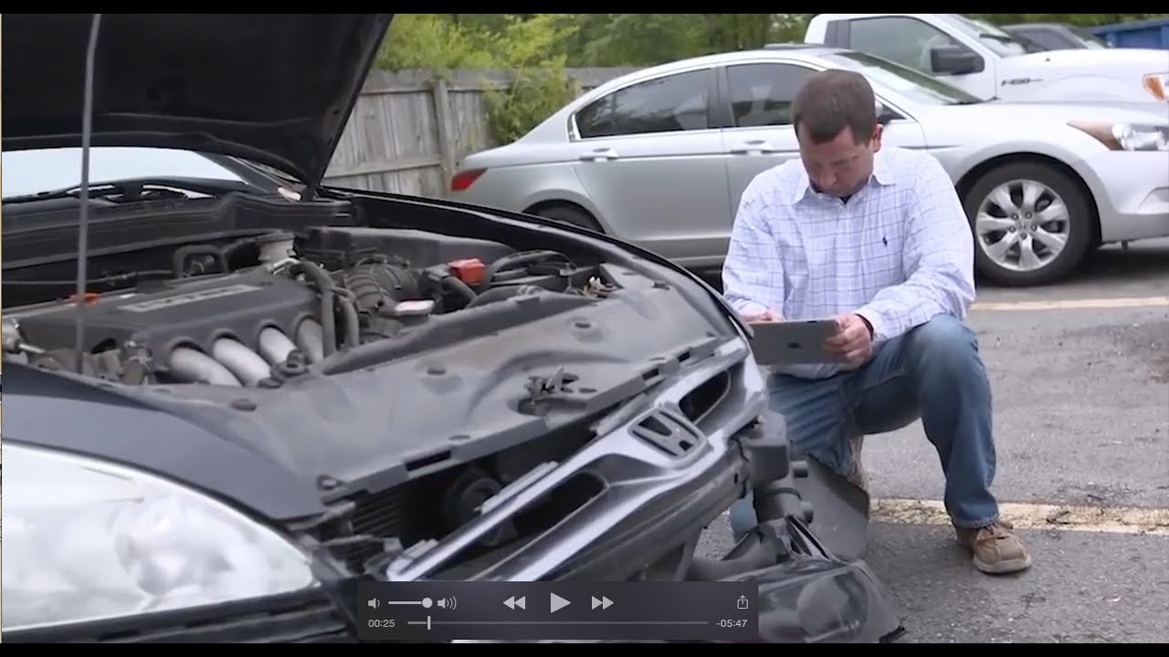 4 Steps To Successful Estimating Of Collision Damage - YouTube