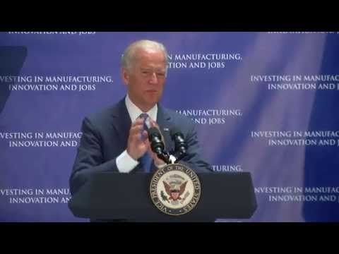 Governor Cuomo and Vice President Biden Announce the AIM Photonics Headquarters in Rochester