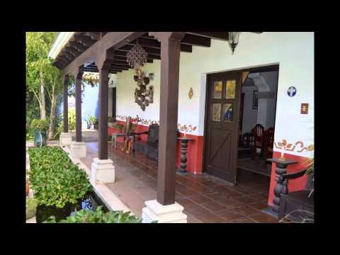 Casa estilo colonial en venta zona 16 guatemala youtube for Estilo colonial