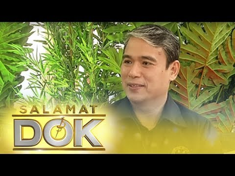 Urologist Sam Yrastorza talks about urinary incontinence and its common causes | Salamat Dok