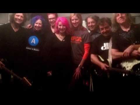Queen Tribute Blue Coupe Rehearsal Trailer