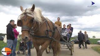 1000 visiteurs aux portes ouvertes de la ferme SCEA des Hauts de Fensch