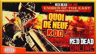 🚨EN ROUTE POUR DE NOUVELLES MISSIONS | Red Dead Online | Update - 27 Juillet 2021