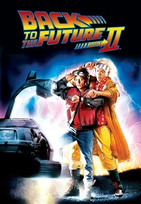 Back To The Future Part 2 Official Trailer 1 Michael J Fox Christopher Lloyd Movie 1989 Hd Youtube