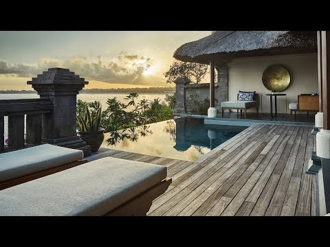 Four Seasons Resort Bali at Jimbaran Bay (Bali, Indonesia):