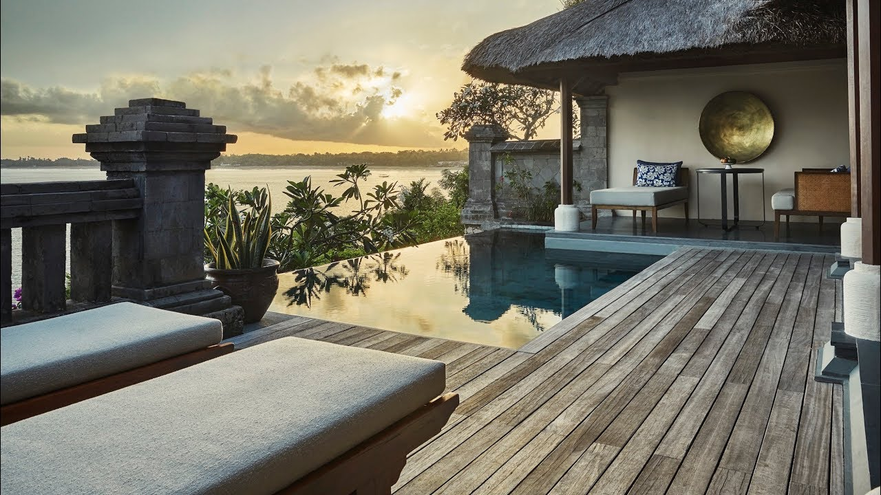 Four Seasons Resort Bali At Jimbaran Bay Bali Indonesia Full Tour Youtube