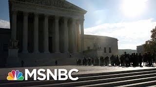 Political Battle Over Supreme Court Nominee | Morning Joe | MSNBC