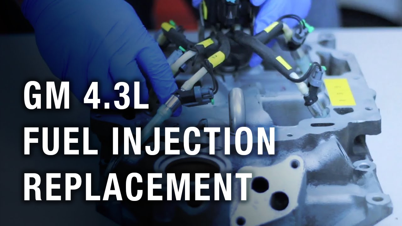 Gm 4 3 Liter Fuel Injection Replacement