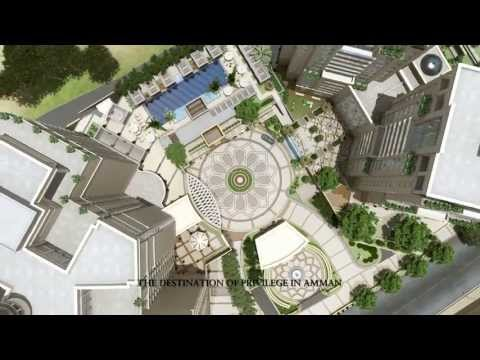 St. Regis Amman & The Residences at the St. Regis Amman - flythrough