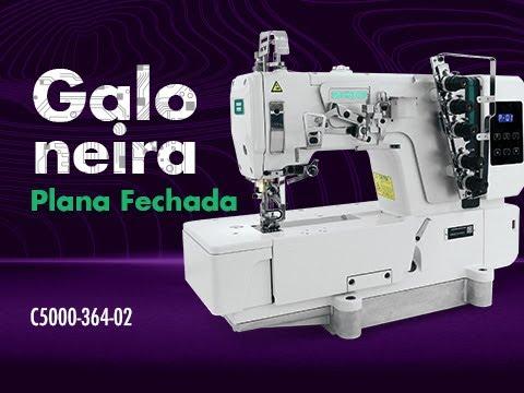 GALONEIRA PLANA FECHADA ZOJE