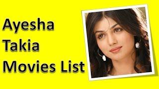 Ayesha Takia Movies List