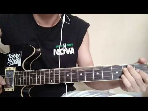 SID - Bulan Dan Kesatria Cover Gitar