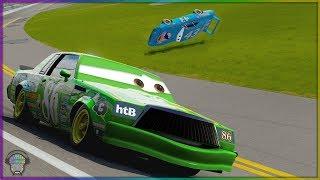 Chick Hicks Wrecks The King! | Forza Motorsport 7