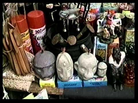 El Mercado Sonora A Traditional Healer's Market