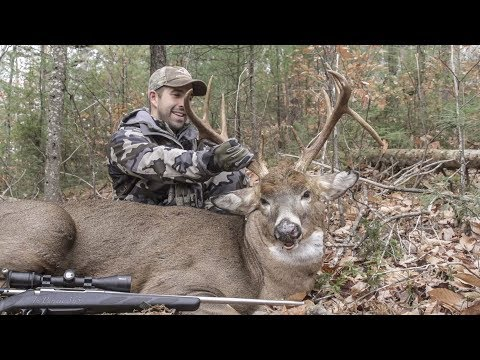 New Hampshire Drop Tine Deer Hunt