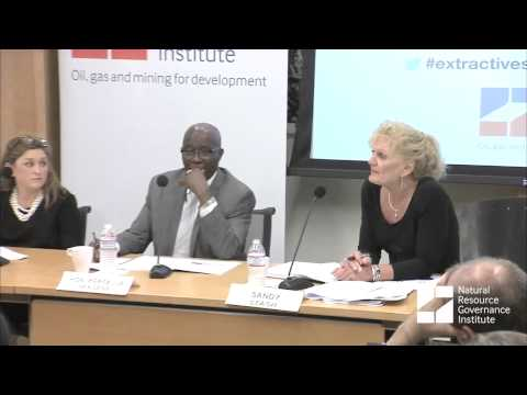 The Power of Data: Extractives Data Event in Washington