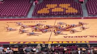 University of Minnesota Dance Team 2018 Jazz