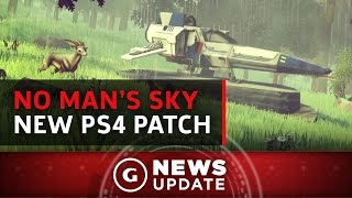 No Man's Sky Getting New PS4 Patch This Week - GS News Update