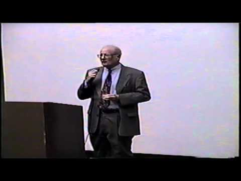 Raymond Moody UNLV Chair of Consciousness Studies Lecture Part 3
