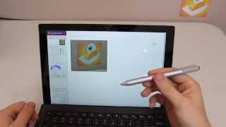 Surface Pro 3 - OneNote, The Pen, and the Camera Tips for Using.